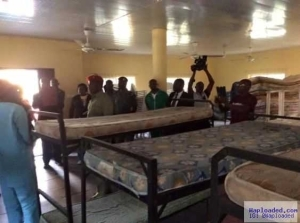 See What The Lagos Sea School Looks Like As Minister Of Sports Visits